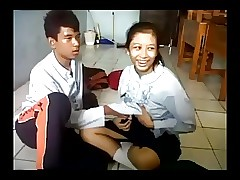 indonesian porn : sexy asian girl naked